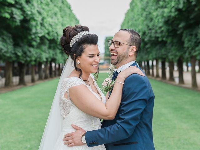 Le mariage de Beshoy et Simona à Paris, Paris 9
