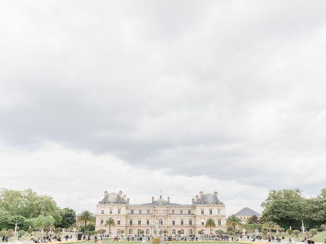 Le mariage de Beshoy et Simona à Paris, Paris 10