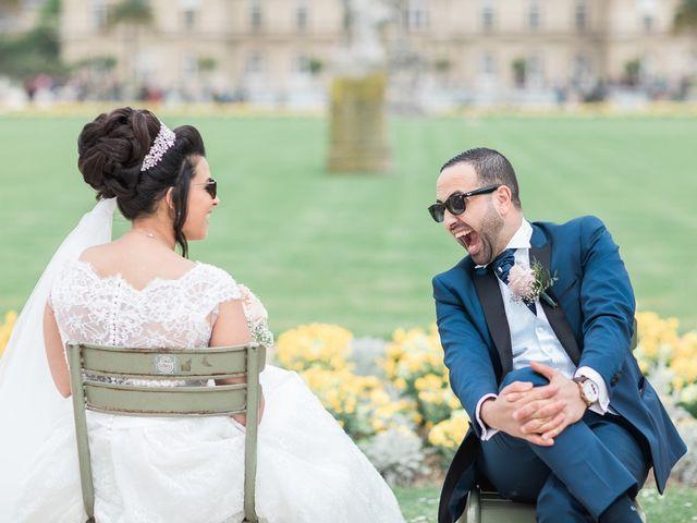 Le mariage de Simona et Beshoy
