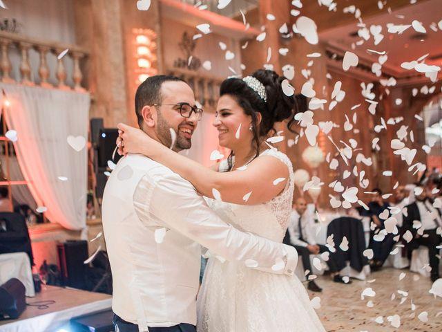 Le mariage de Beshoy et Simona à Paris, Paris 21