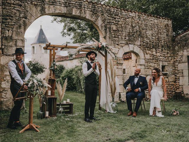 Le mariage de Romain et Julia à Port-d'Envaux, Charente Maritime 23