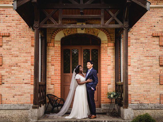 Le mariage de Woodeline et Emile