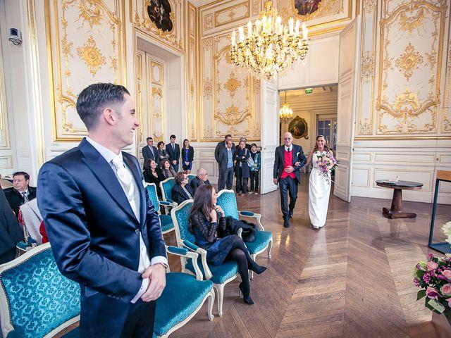 Le mariage de Julien et Priscilla à Versailles, Yvelines 20