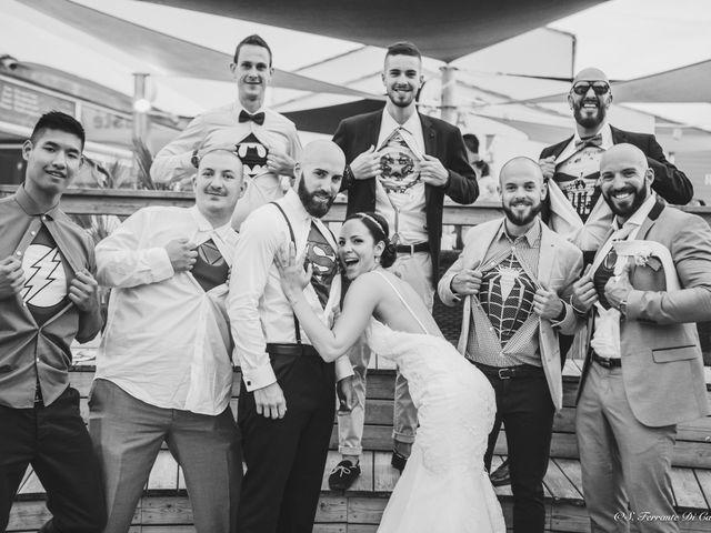 Le mariage de Julien et Kim à Le Bois-Plage-en-Ré, Charente Maritime 23