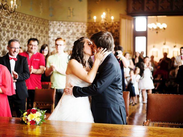 Le mariage de Arnaud et Roxane à Redon, Ille et Vilaine 8