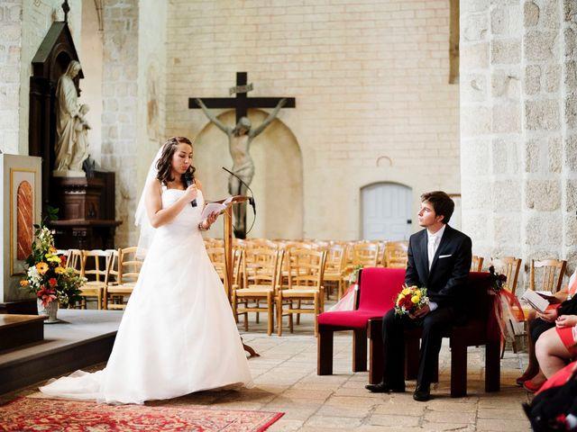 Le mariage de Arnaud et Roxane à Redon, Ille et Vilaine 9