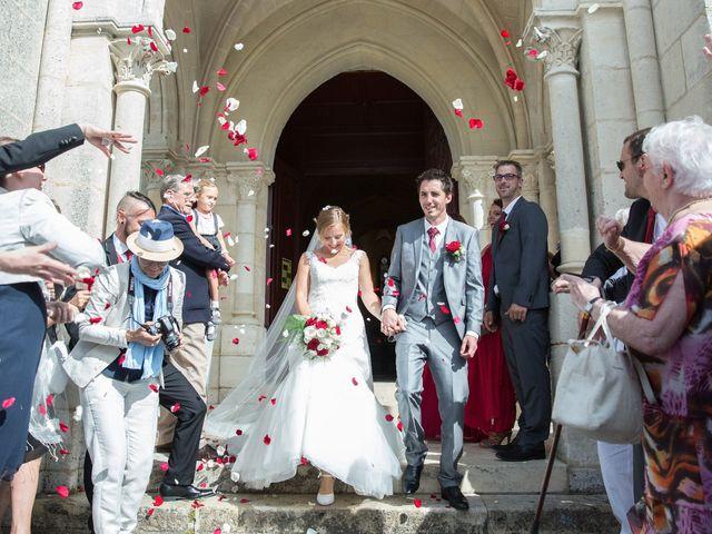 Le mariage de Thimothée et Laure à Eysines, Gironde 8