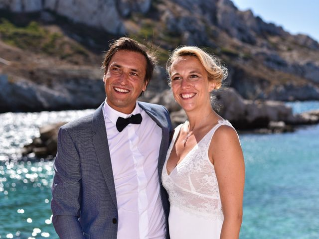 Le mariage de Émilie et Thomas
