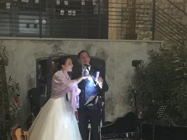Le mariage de Nicolas et Coralie à Sauveterre, Gard 7