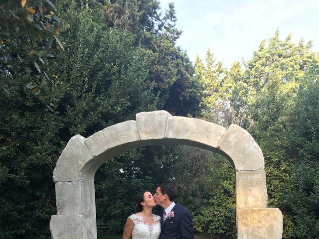 Le mariage de Nicolas et Coralie à Sauveterre, Gard 1