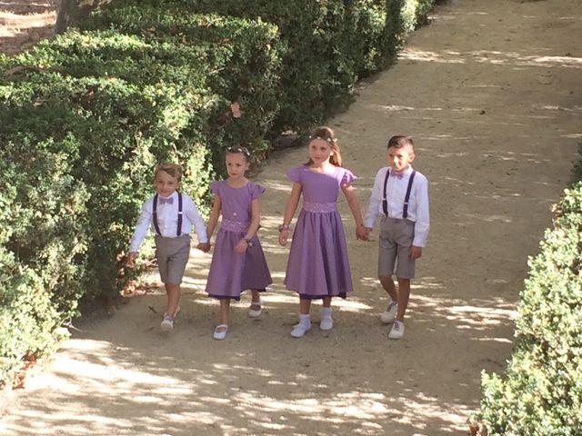 Le mariage de Nicolas et Coralie à Sauveterre, Gard 10