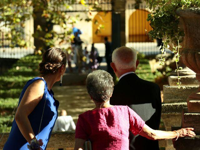 Le mariage de Nicolas et Coralie à Sauveterre, Gard 14