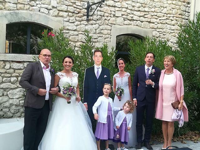 Le mariage de Nicolas et Coralie à Sauveterre, Gard 15