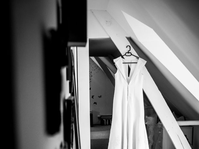 Le mariage de Adrien et Chloé à Hasnon, Nord 10