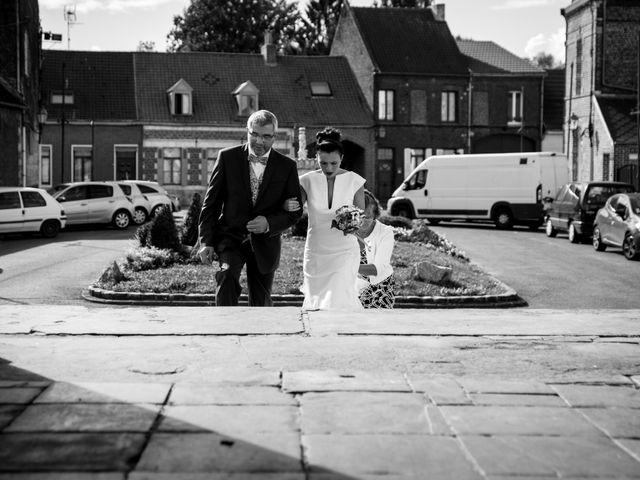 Le mariage de Adrien et Chloé à Hasnon, Nord 33