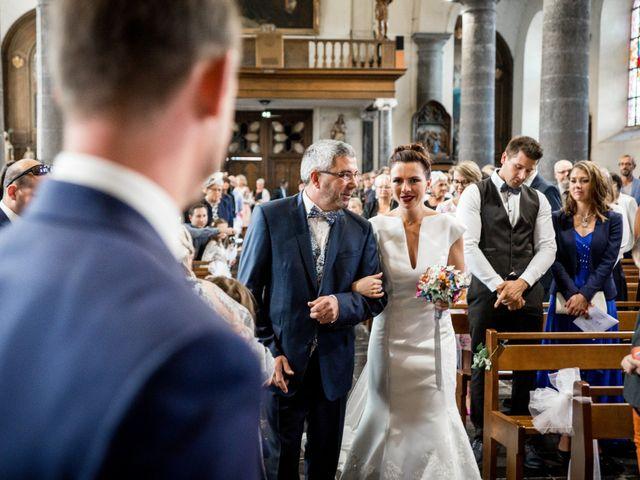Le mariage de Adrien et Chloé à Hasnon, Nord 35