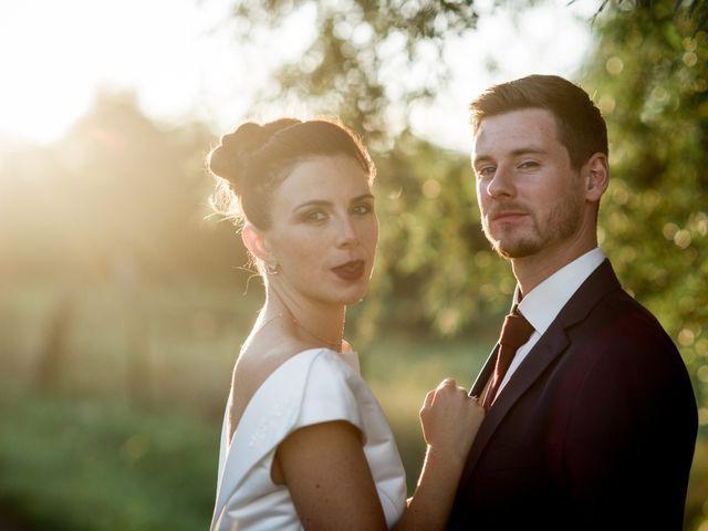Le mariage de Adrien et Chloé à Hasnon, Nord 44
