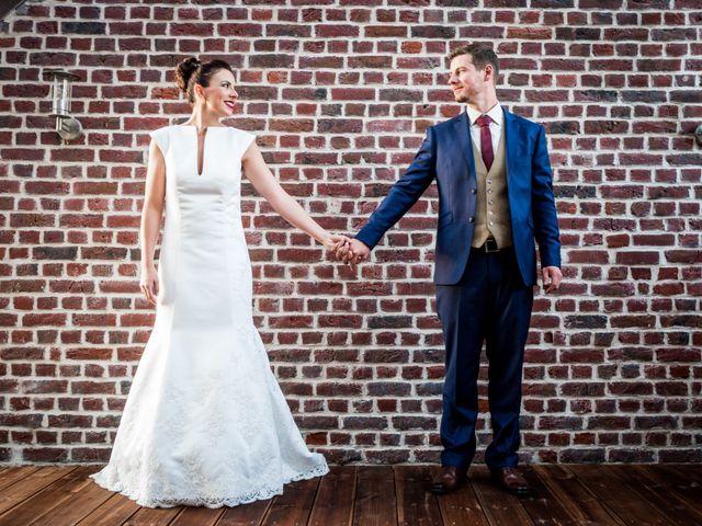 Le mariage de Adrien et Chloé à Hasnon, Nord 50