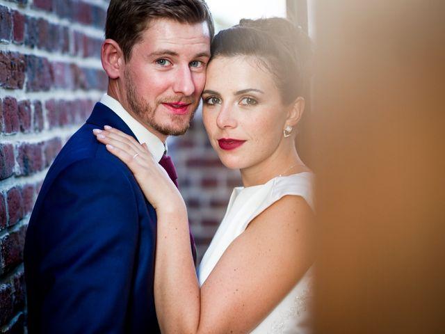 Le mariage de Adrien et Chloé à Hasnon, Nord 52