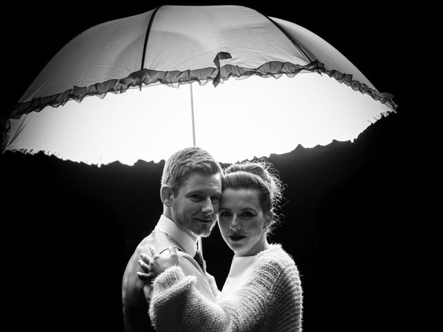 Le mariage de Adrien et Chloé à Hasnon, Nord 58