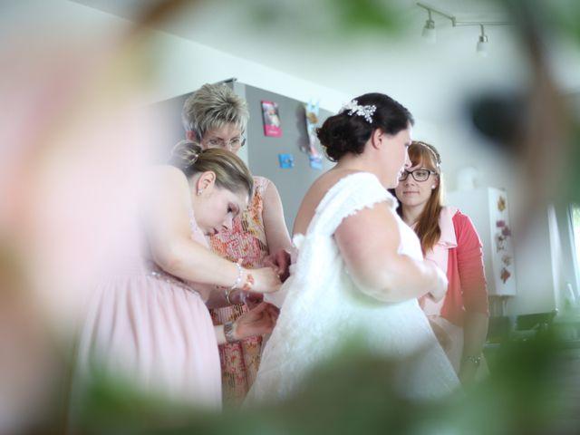 Le mariage de Gael et Delphine à Offendorf, Bas Rhin 23