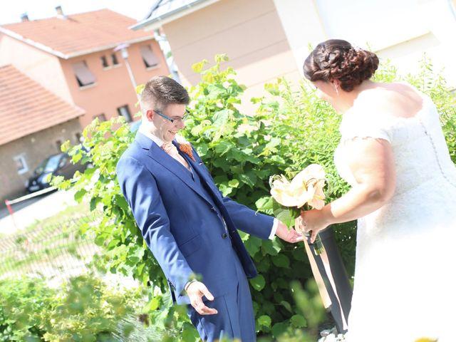 Le mariage de Gael et Delphine à Offendorf, Bas Rhin 28