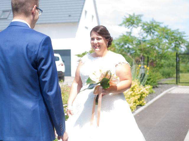 Le mariage de Gael et Delphine à Offendorf, Bas Rhin 30