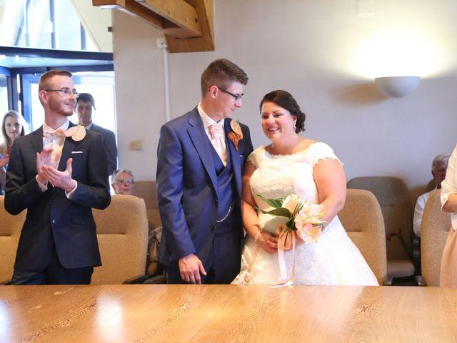 Le mariage de Gael et Delphine à Offendorf, Bas Rhin 32
