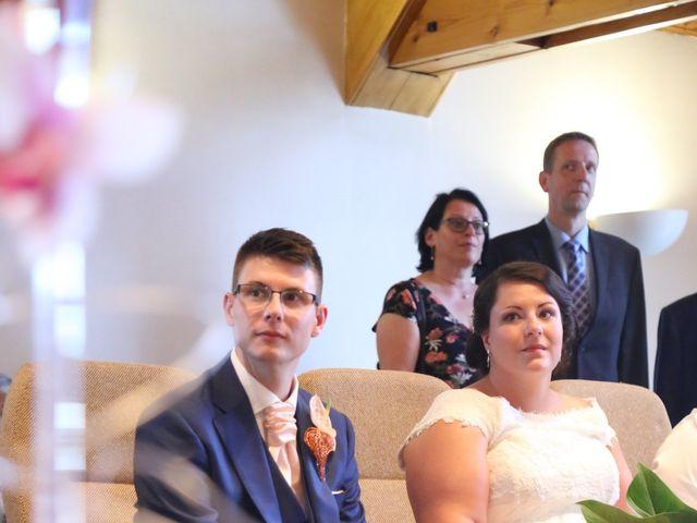 Le mariage de Gael et Delphine à Offendorf, Bas Rhin 33