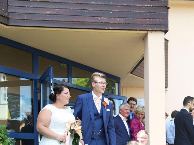 Le mariage de Gael et Delphine à Offendorf, Bas Rhin 34