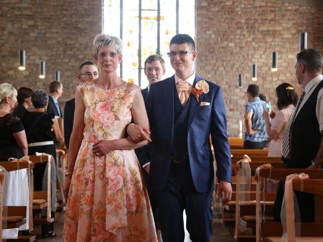 Le mariage de Gael et Delphine à Offendorf, Bas Rhin 36