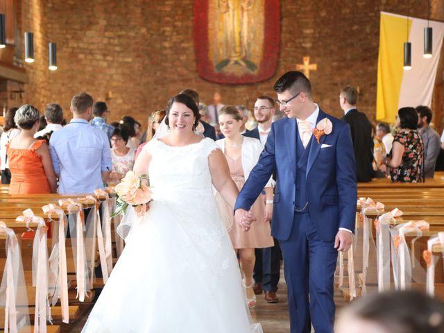 Le mariage de Gael et Delphine à Offendorf, Bas Rhin 41