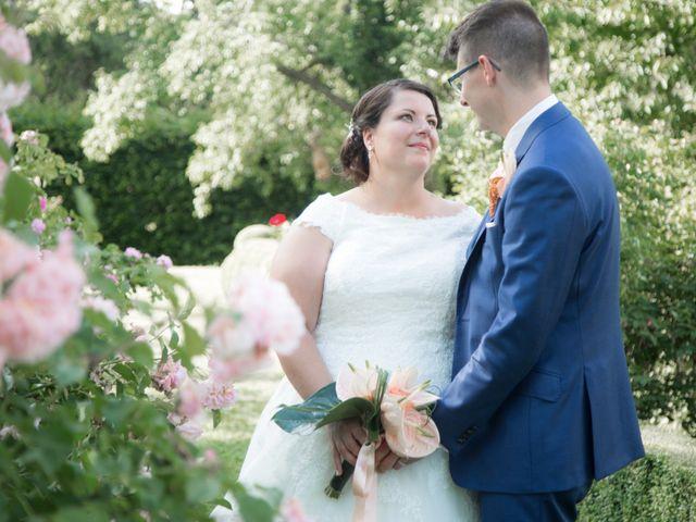 Le mariage de Gael et Delphine à Offendorf, Bas Rhin 45