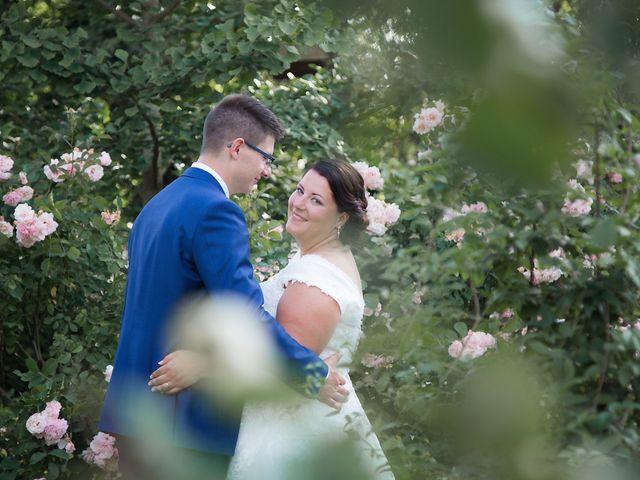 Le mariage de Gael et Delphine à Offendorf, Bas Rhin 46