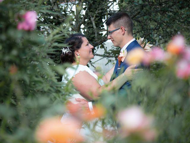 Le mariage de Gael et Delphine à Offendorf, Bas Rhin 47