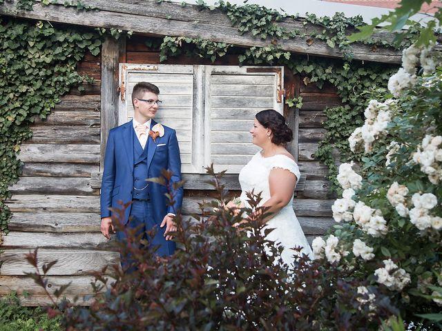Le mariage de Gael et Delphine à Offendorf, Bas Rhin 1