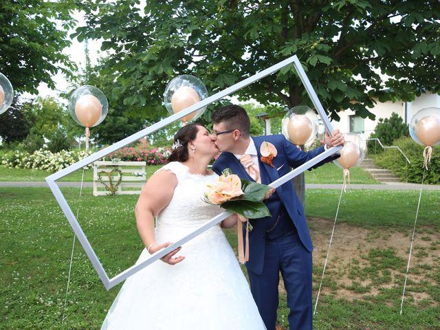 Le mariage de Gael et Delphine à Offendorf, Bas Rhin 48
