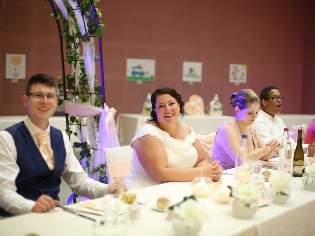 Le mariage de Gael et Delphine à Offendorf, Bas Rhin 65