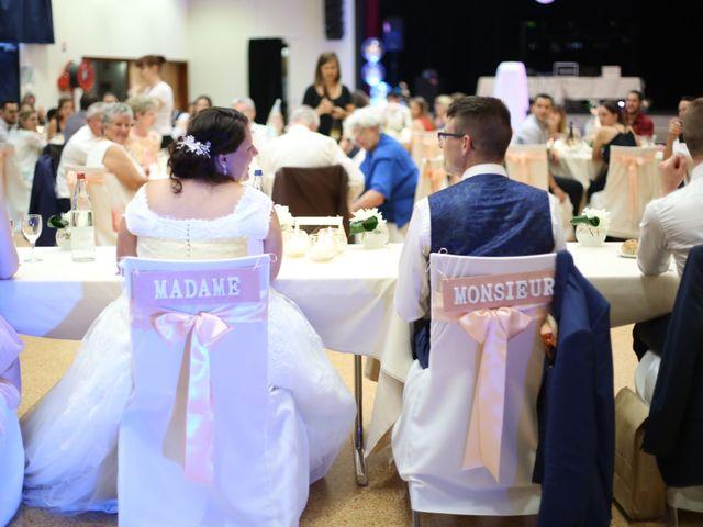 Le mariage de Gael et Delphine à Offendorf, Bas Rhin 66