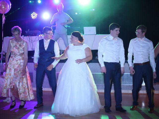 Le mariage de Gael et Delphine à Offendorf, Bas Rhin 70