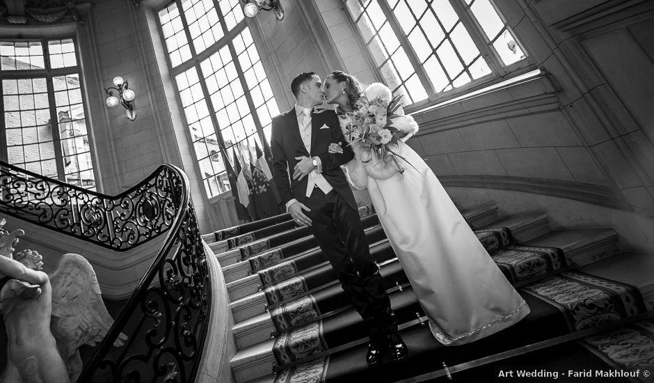 Le mariage de Julien et Priscilla à Versailles, Yvelines