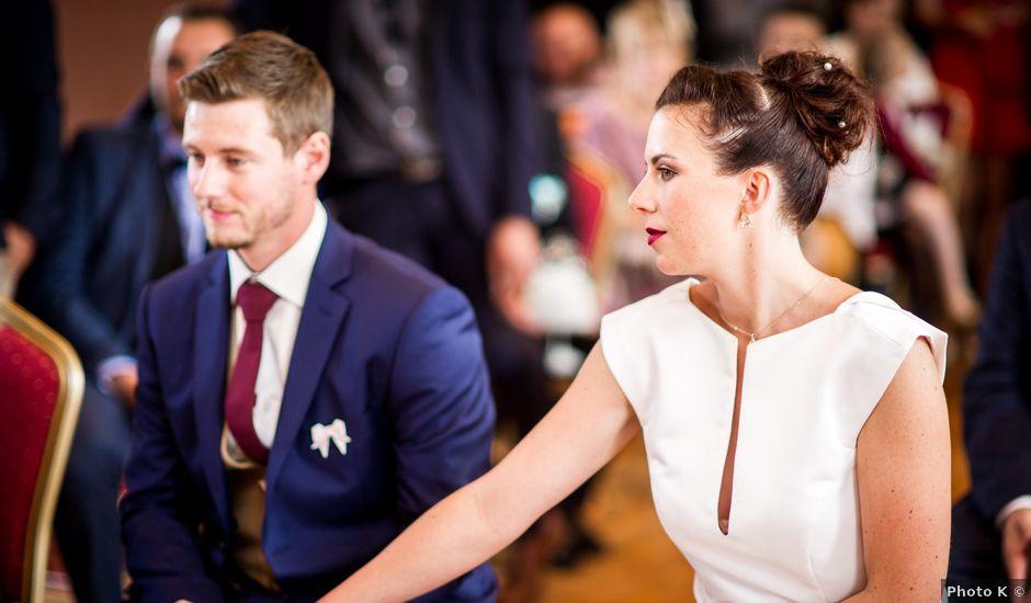 Le mariage de Adrien et Chloé à Hasnon, Nord