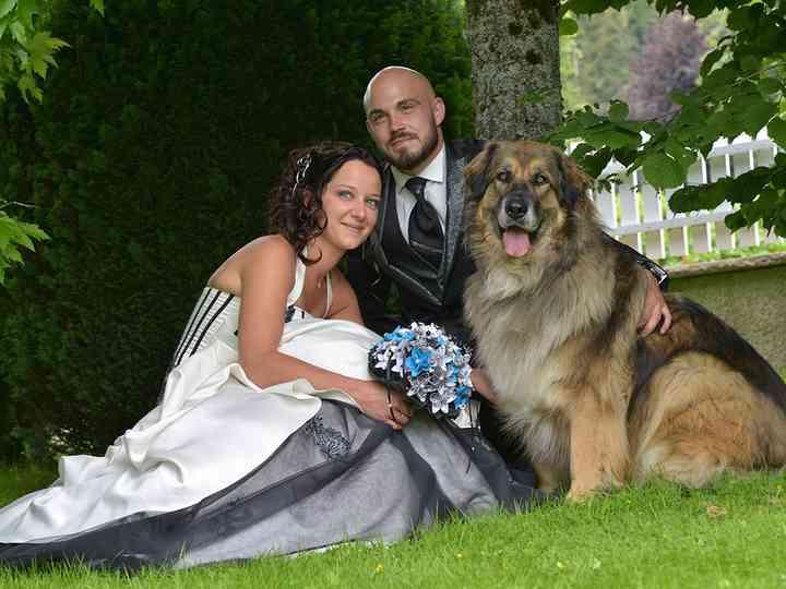 Le mariage de Mégane  et Yann