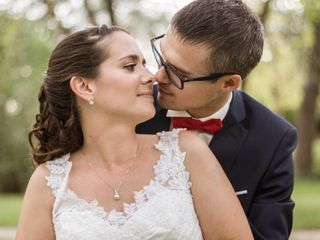 Le mariage de Sarah et Ludovic