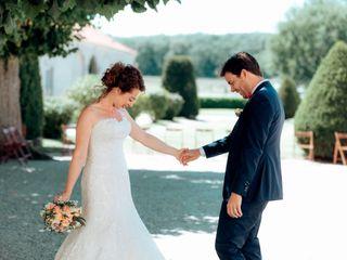Le mariage de Mary et Cédric