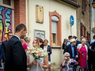 Le mariage de Florence et Romain 3