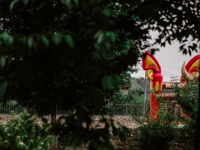 Le mariage de Michael et Angela à Urzy, Nièvre 1