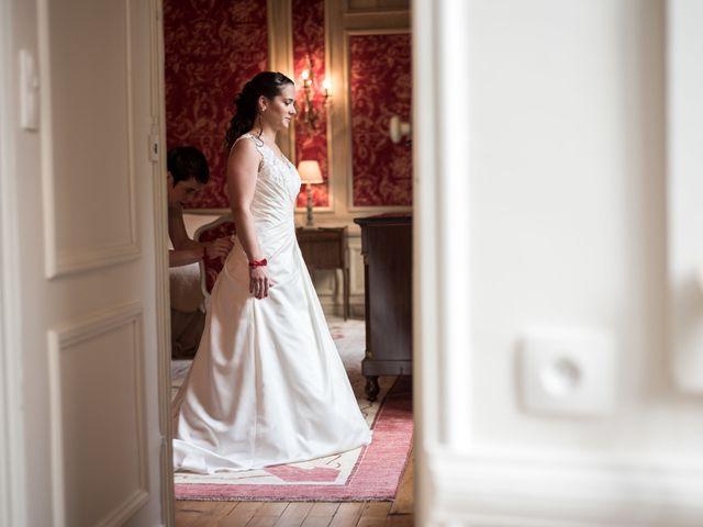 Le mariage de Ludovic et Sarah à Thouaré-sur-Loire, Loire Atlantique 6