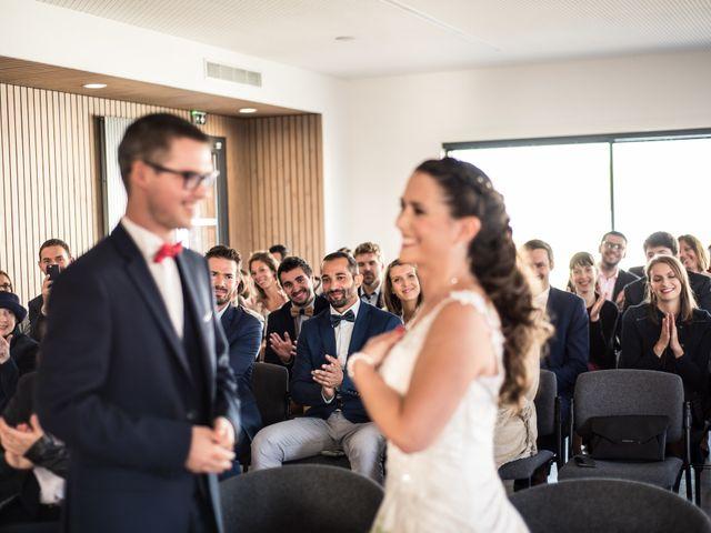 Le mariage de Ludovic et Sarah à Thouaré-sur-Loire, Loire Atlantique 11