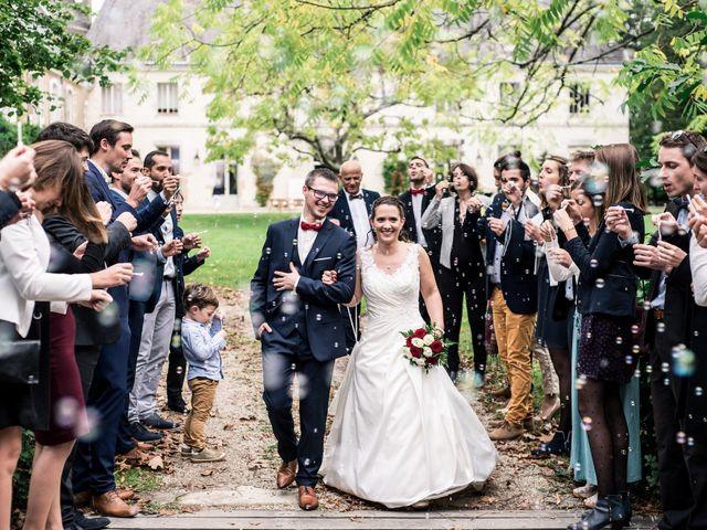 Le mariage de Ludovic et Sarah à Thouaré-sur-Loire, Loire Atlantique 1